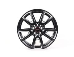 1x MINI Alufelge F55 F56 F57 18 Zoll Styling JCW Double Spoke 534