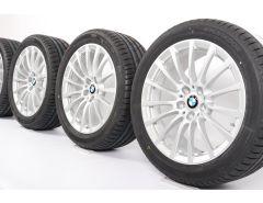 BMW Sommerkompletträder 6er G32 7er G11 G12 18 Zoll Styling 619 Vielspeiche
