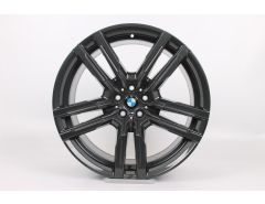 BMW Alloy Rim X5M F95 X6M F96 21 Inch Styling 808 M Double-Spoke