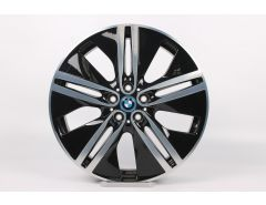 BMW Alloy Rim i3 I01 20 Inch Styling 430 Double-Spoke