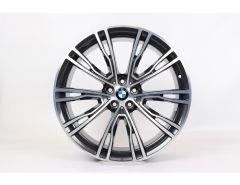 BMW Velg X3 G01 X4 G02 21 Inch Styling 726 V-spaak