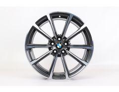 1x BMW Alufelge 6er G32 19 Zoll Styling 685 V-Speiche