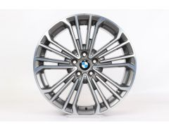 BMW Alloy Rim X3 G01 X4 G02 19 Inch Styling 696 Double-Spoke
