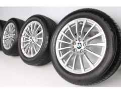 BMW Summer Wheels 6 Series G32 7 Series G11 G12 18 Inch Styling 619 Vielspeiche