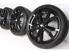 BMW Velgen met Zomerbanden X1 F48 X2 F39 20 Inch Styling 716 Y-Speiche