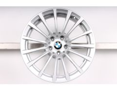 1x BMW Velg 5 Serie G30 G31 6 Serie G32 7 Serie G11 G12 18 Inch Styling 619 Vielspeiche