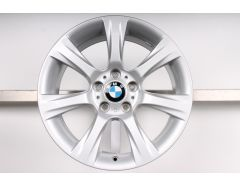 1x BMW Alufelge 3er F30 F31 F34 4er F32 F33 F36 18 Zoll Styling 396 Sternspeiche
