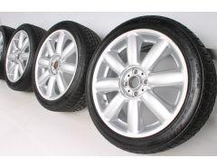 MINI Winter Wheels R50 R52 R53 R55 Clubman R56 R57 R58 R59 17 Inch Styling Crown Spoke R104