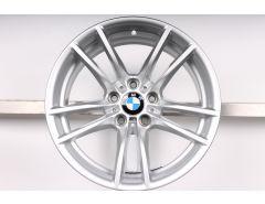 BMW Velg M2 F87 M4 F82 F83 M3 F80 18 Inch Styling 640 V-spaak