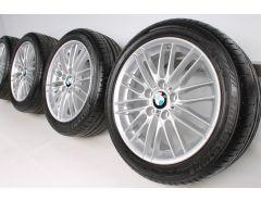 BMW Summer Wheels 1 Series F20 F21 2 Series F22 F23 17 Inch Styling 460 M Doppelspeiche