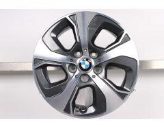 BMW Alloy Rim 2 Series F45 F46 16 Inch Styling 472 Turbine-spoke