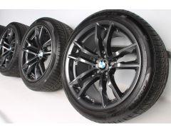 BMW Winterkompletträder X5M F85 X6M F86 20 Zoll Styling 611 M Doppelspeiche