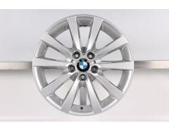 BMW Alufelge 5er F10 F11 6er F06 F12 F13 18 Zoll Styling 328 V-Speiche