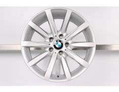 1x BMW Velg 5 Serie F10 F11 6 Serie F06 F12 F13 18 Inch Styling 365 Sterspaak
