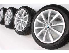 BMW Winter Wheels 5 Series G30 G31 8 Series G14 G15 G16 18 Inch Styling 642 V-Spoke