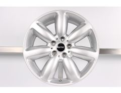 1x MINI Alloy Rim F54 Clubman Styling Star Spoke 521