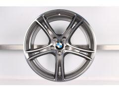 BMW Alufelge 3er F30 F31 4er F32 F33 F36 20 Zoll Styling 361 Doppelspeiche