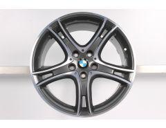 1x BMW Alufelge 3er F30 F31 4er F32 F33 F36 Styling 361 Doppelspeiche