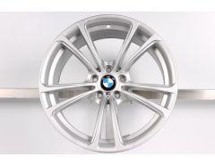 1x BMW Alufelge M5 F10 M6 F06 F12 F13 20 Zoll Styling 409 M Doppelspeiche