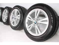 BMW Velgen met Winterbanden X1 F48 X2 F39 17 Inch Styling 385 Doppelspeiche