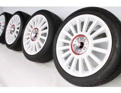 MINI Summer Wheels F60 Countryman 19 Inch Styling JCW Rallye Spoke 536