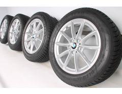 BMW Winter Wheels X1 F48 X2 F39 17 Inch Styling 560 V-Speiche