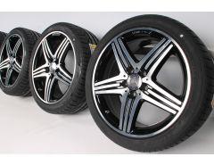 Mercedes-Benz Sommerkompletträder A-Klasse W176 CLA C117 CLA X117 Shooting Brake 18 Zoll Styling A1764010402 Z13 errrr