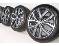 BMW Winter Wheels X1 F48 X2 F39 19 Inch Styling 511 Y-Speiche