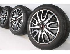 MINI Summer Wheels F60 Countryman 18 Inch Styling JCW Thrill Spoke 529