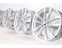 BMW Alloy Rims X3 G01 X4 G02 19 Inch Styling 691