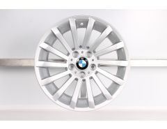 1x BMW Alufelge 3er E90 E91 E92 E93 18 Zoll Styling 196 Radialspeiche