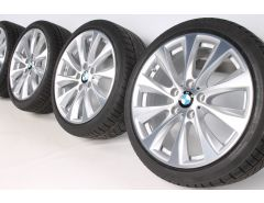 BMW Winter Wheels 1 Series F20 F21 2 Series F22 F23 18 Inch Styling 387 V-Spoke