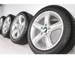 BMW Winter Wheels 3 Series F30 F31 4 Series F32 F33 F36 17 Inch Styling 393 Star-Spoke