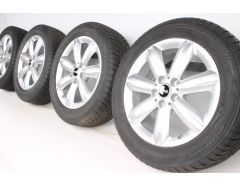 MINI Winter Wheels F60 Countryman 17 Inch Styling Star Spoke 539