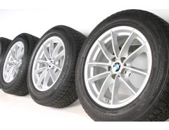BMW Winter Wheels 6 Series G32 7 Series G11 G12 17 Inch Styling 618 V-Spoke