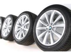 BMW Summer Wheels 6 Series G32 7 Series G11 G12 18 Inch Styling 642 V-Spoke