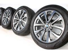 BMW Velgen met All-Season banden X3 G01 X4 G02 19 Inch Styling 692 V-spaak