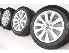BMW Winterkompletträder 5er F07 7er F01 F02 18 Zoll Styling 250 Sternspeiche