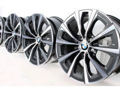 BMW Alufelgen 3er G20 G21 17 Zoll Styling 775