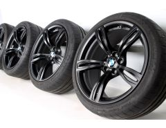 BMW Velgen met Zomerbanden 6 Serie F06 F12 M6 F12 20 Inch Styling 343 M Doppelspeiche