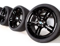 BMW Winter Wheels M2 F87 19 Inch Styling 437 M Doppelspeiche
