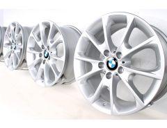 BMW Alufelgen 3er F30 F31 4er F32 F33 F36 18 Zoll Styling 398