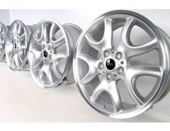 4x MINI Alloy Rims R60 Countryman R61 19 Inch Styling R139