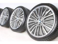 BMW Sommerkompletträder 8er G14 G15 G16 20 Zoll Styling 700 Vielspeiche