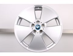 1x BMW Alloy Rim i3 I01 19 Inch Styling 427 Star-Spoke