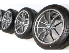 BMW Summer Wheels Z4 G29 18 Inch Styling 770 V-Speiche