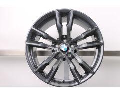 BMW Velg X5M F85 X6M F86 20 Inch Styling 611 M Dubbelspaak