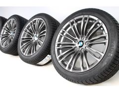 BMW Winter Wheels M5 F10 19 Inch Styling 345 M Double-Spoke