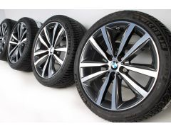 BMW Winter Wheels 8 Series G14 G15 G16 19 Inch Styling 690 Doppelspeiche