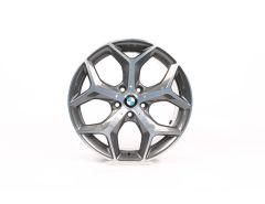 BMW Alufelge X1 F48 X2 F39 18 Zoll Styling 569 Y-Speiche